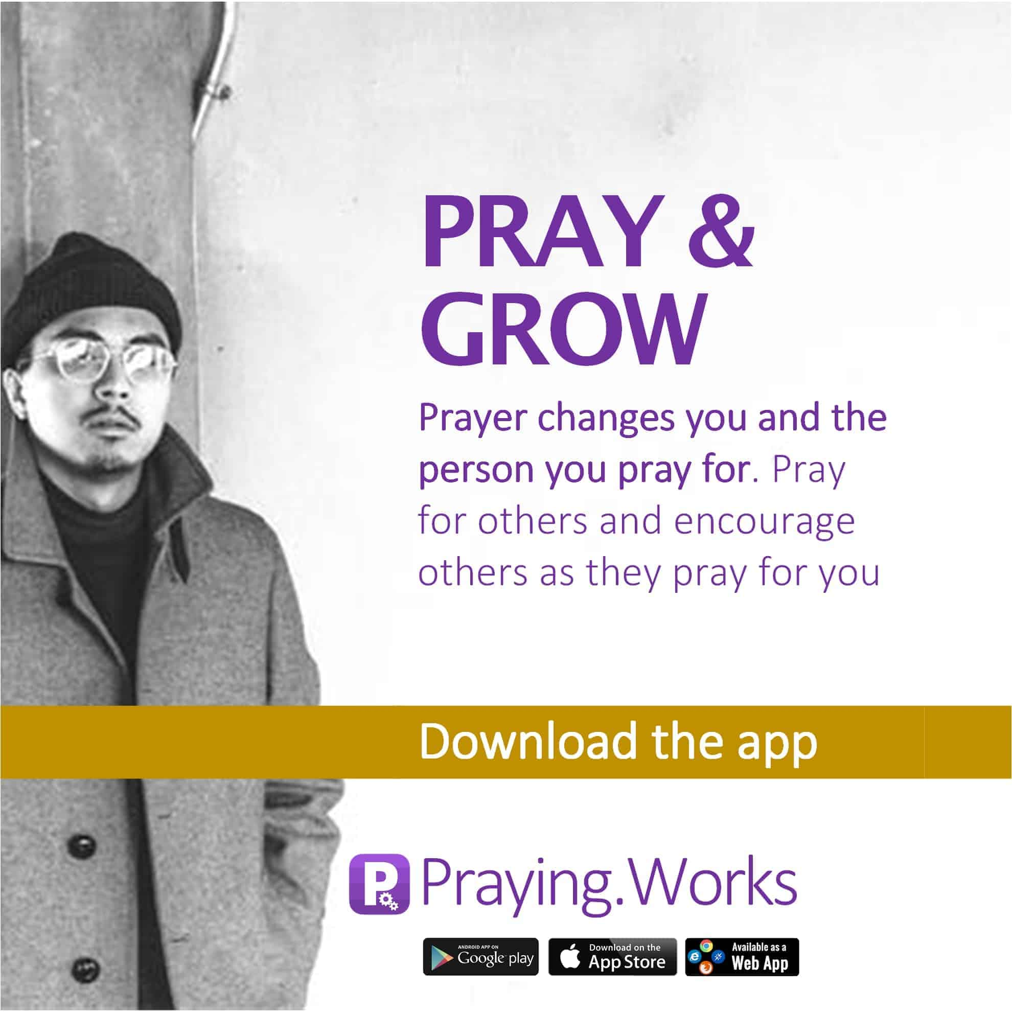 Pray and Grow